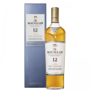 Whisky The Macallan Triple Cask 12 Anos 700 ml