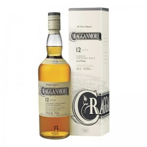 Whisky Cragganmore 12 Anos 750 ml