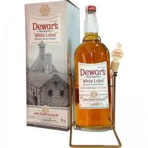 Whisky Dewars White 4.5 Ltr