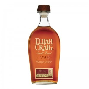 Whisky Elijah Craig Small Batch Bourbon 12 Anos 750 ml