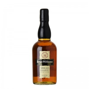 Whisky Evan Williams Single Barrel Vintage 2011 - 700 ml