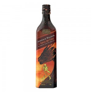 Whisky Johnnie Walker Song of Fire 750 ml - Edição Limitada