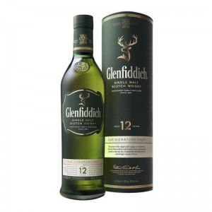 Whisky Glenfiddich 12 Anos 1000 ml