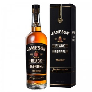 Whisky Jameson Black Barrel 750 ml