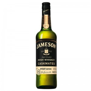 Whisky Jameson Triple Caskmates Stout Edition 700ml