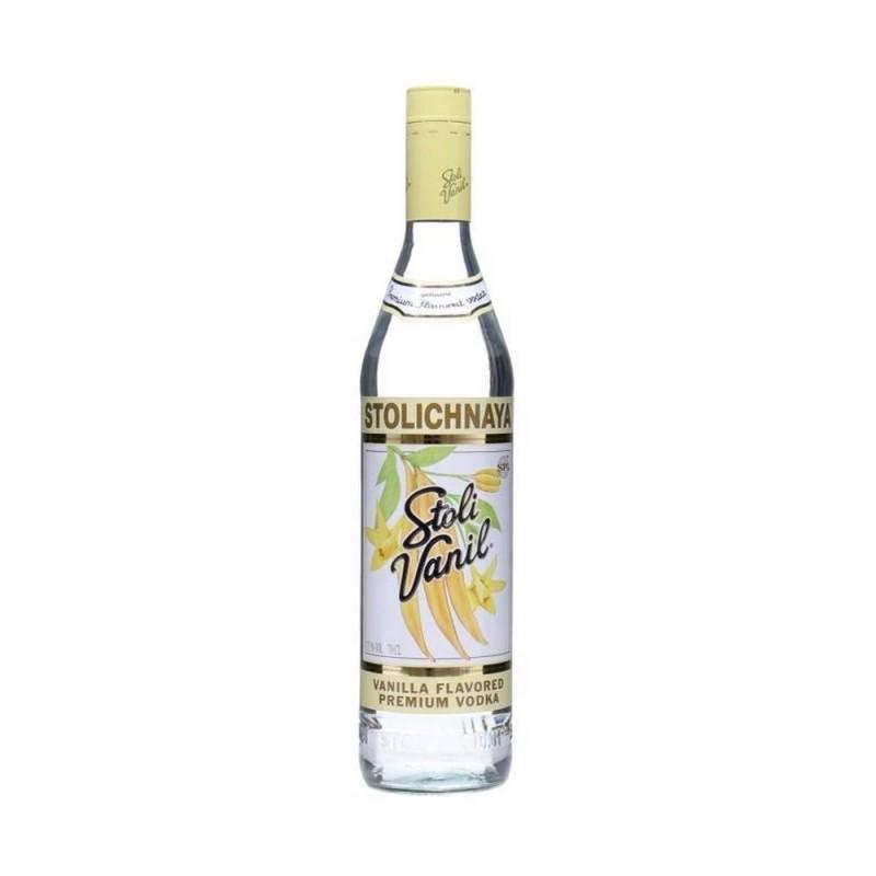 Vodka Stolichnaya Vanilla 1000 ml