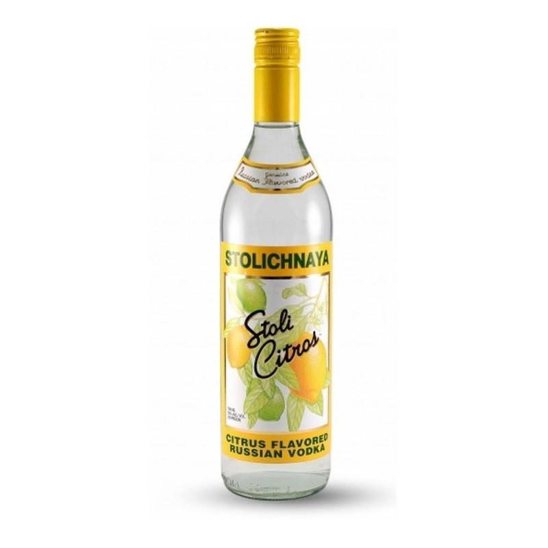 Vodka Stolichnaya Limon 1000 ml