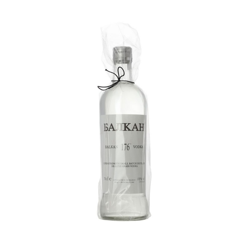 Vodka Balkan 176 Triple Destilled 700 ml