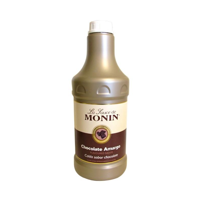 Calda Monin Chocolate Amargo 1890 ml