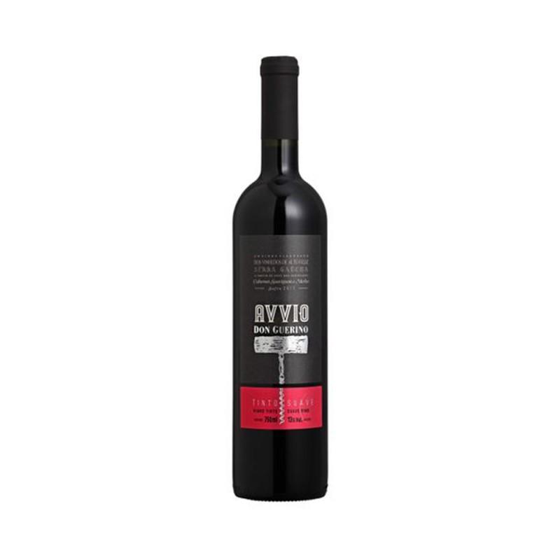 Vinho Don Guerino Avvio Cab Sauv/Merlot 750 ml