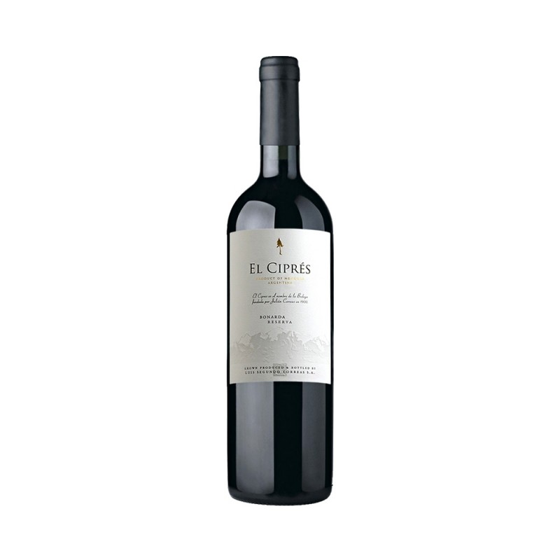 Vinho El Cipres Bonarda Reserva Tinto 750 ml