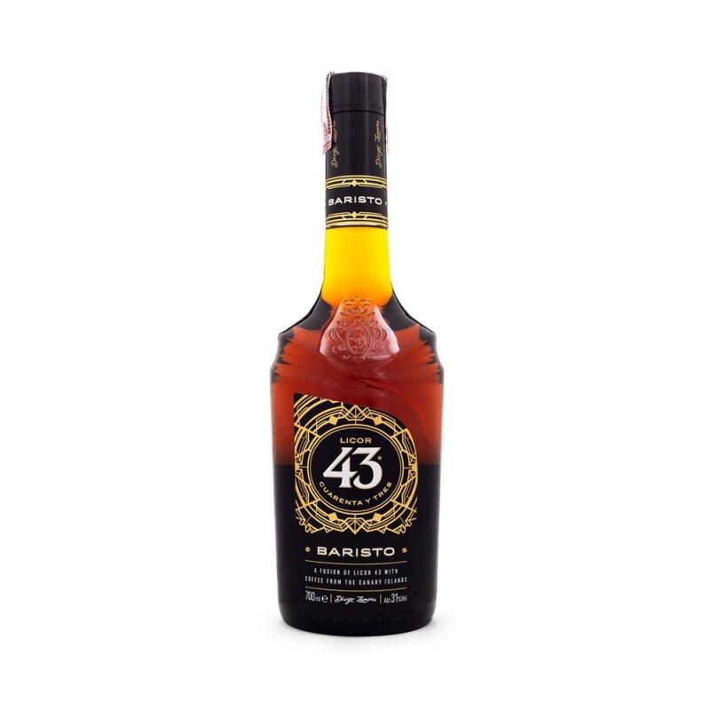 Licor 43 Diego Zamora Baristo 700 ml