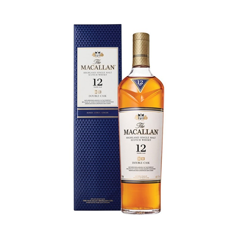 Whisky The Macallan Double Cask 12 Anos 700 ml