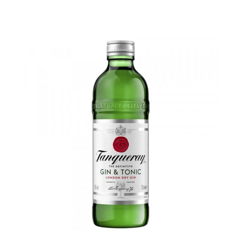 Gin Tanqueray & Tonic - 275 ml