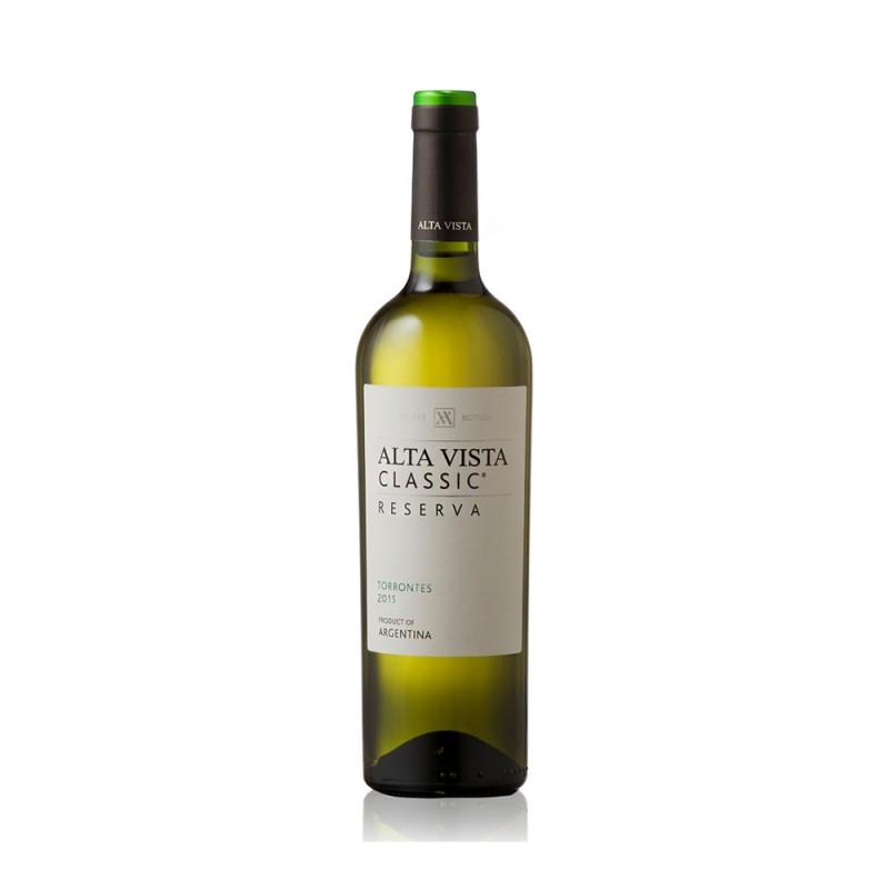 Vinho Alta Vista Classic Torrontes 750 ml