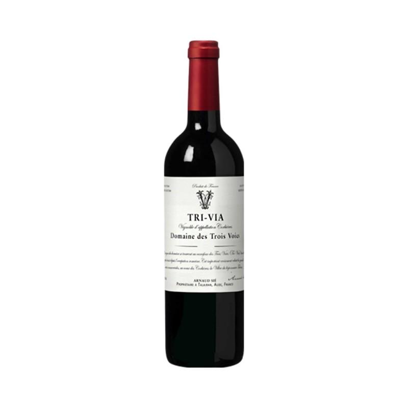 Vinho Domaine Des Trois Voies Tinto 750 ml