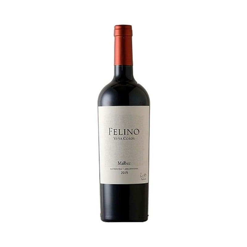 Vinho Felino Vina Cobos Malbec 750 ml