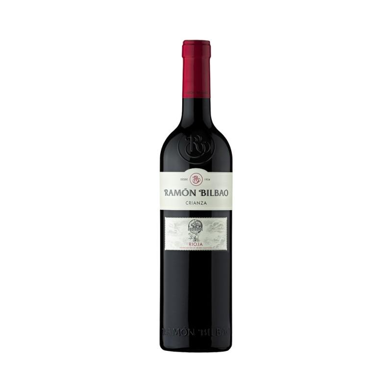 Vinho Ramon Bilbao Crianza Tinto 750 ml