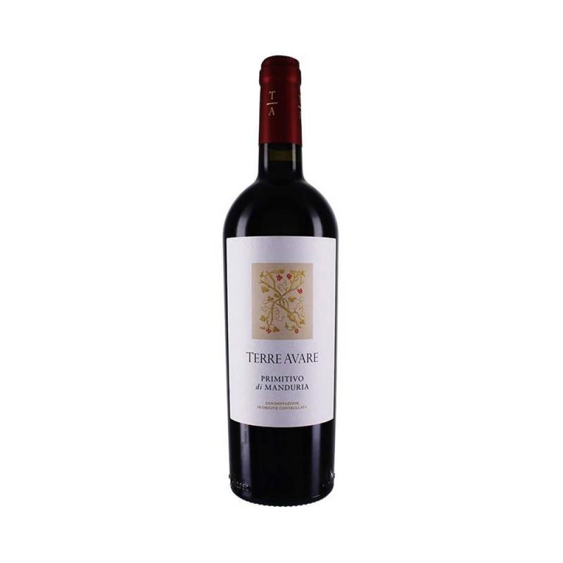 Vinho Terre Avare Primitivo Manduria 750 ml