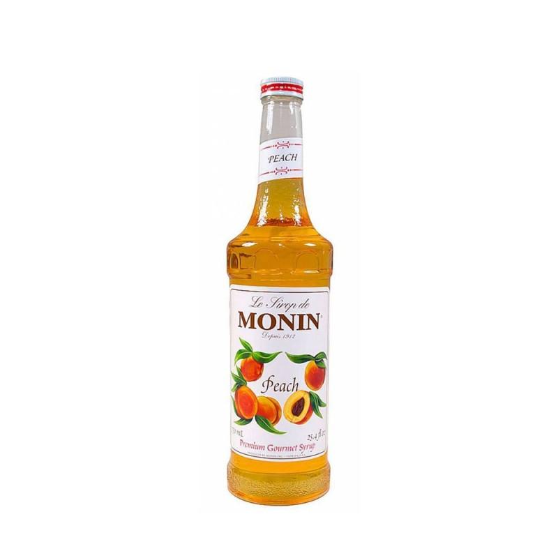 Xarope Monin Peach - Pêssego 700 ml
