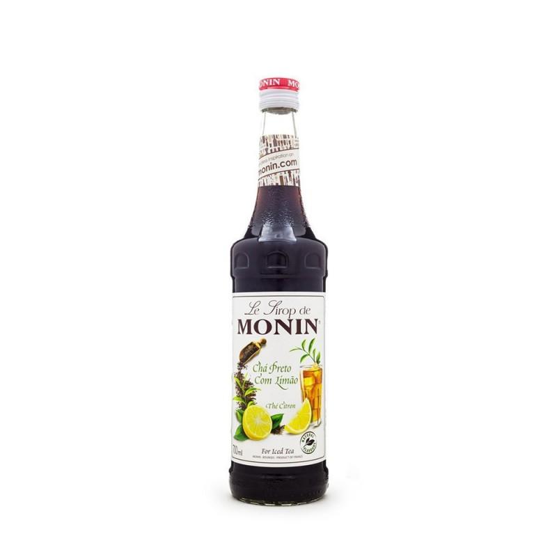Xarope Monin Cha Preto com Limão 700 ml